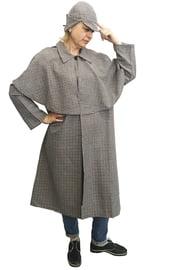 Взрослый костюм Шерлока Холмса