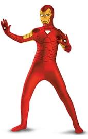 Детский костюм Зентай Железного человека