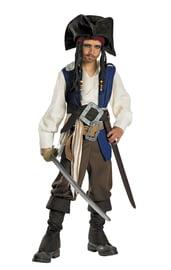 Детский костюм Капитана Воробья