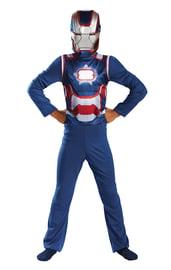 Детский костюм Железного Патриота
