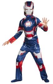Детский костюм Железного патриота Marvel