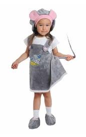 Детский костюм милой мышки