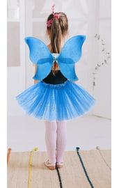 Детский набор синей бабочки