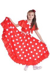 Детский костюм Красной Цыганочки