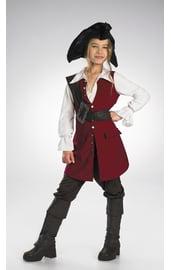 Детский костюм Пиратки Элизабет