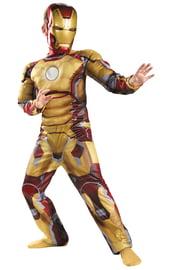 Детский костюм Железного человека Ironman