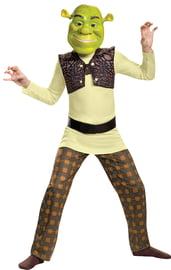 Детский костюм Шрека с болот