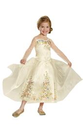 Детское свадебное платье Золушки