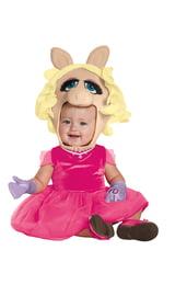 Детский костюм Мисс Пигги