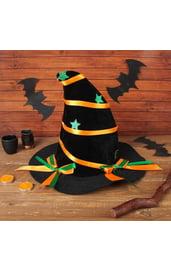 Черная шляпа ведьмы