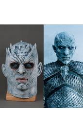 Латексная маска Белого Ходока