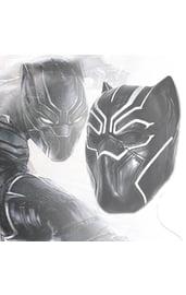 Маска Черной Пантеры