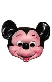 Детская латексная маска Микки Мауса