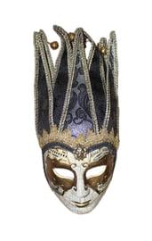 Венецианская маска с узорами