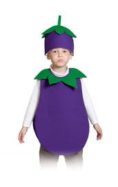 Детский костюм фиолетового Баклажана