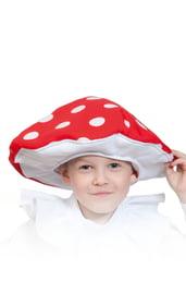 Детская шапка Гриб Мухомор