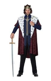Взрослый костюм Короля