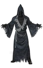 Взрослый костюм черного духа