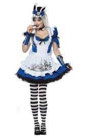 Взрослый костюм Безумной Алисы