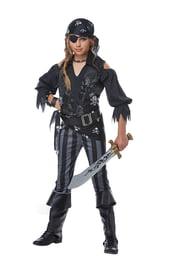 Детский костюм Пиратки Бунтарки
