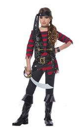 Детский костюм Отважной пиратки