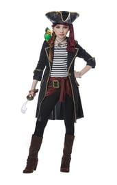 Детский костюм Пиратской Капитанши