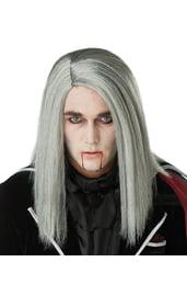 Седой парик вампира