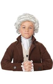Детский парик судьи