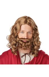 Парик и борода Иисуса