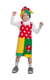 Детский костюм Петрушки скомороха