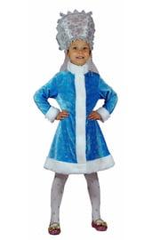Детский костюм Снегурочки Королевны
