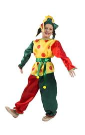 Детский костюм шута Петрушки