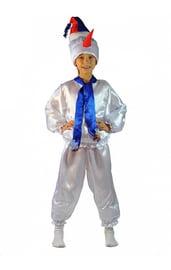 Детский костюм Снеговика в шапке