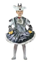 Детский костюм Козочки из сказки