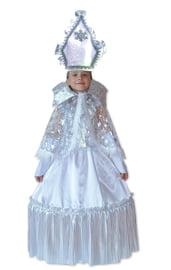 Детский костюм Снежной царицы