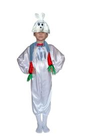 Детский костюм Зайки с шарфом