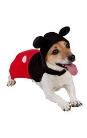 Костюм Микки Мауса для собаки