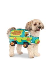Костюм фургона Скуби-ду для собаки