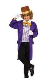 Детский костюм Вилли Вонки