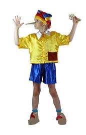 Детский костюм Буратино с ключиком