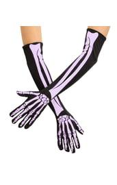 Взрослые перчатки скелета