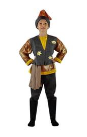 Детский костюм Домового с листиками
