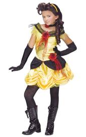 Детский костюм Мрачной Белль