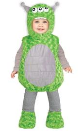 Детский костюм маленького инопланетянина