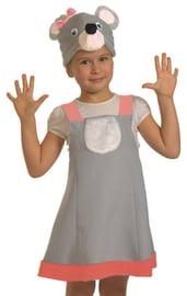 Детский костюм Серо-розовой мышки