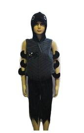Детский костюм черного Паучка