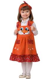 Детский костюм Лисички в сарафане