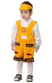 Детский костюм крошки Цыпленка