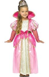Детский костюм Розовой королевны