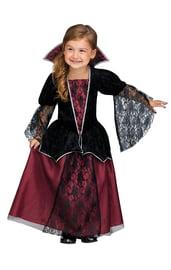 Детский костюм крошки Вампирши
